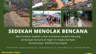 Sedekah Menolak Bencana