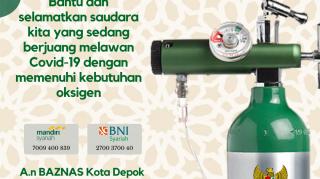 Sedekah Tabung Oksigen